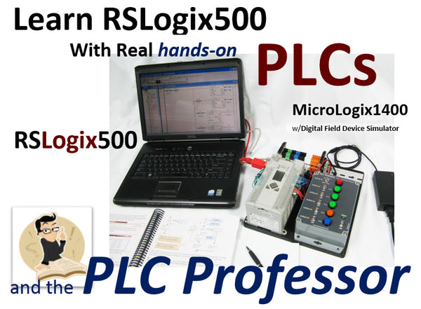 100 - 5 Day On-Site Class RSLogix500, 4 Attendees