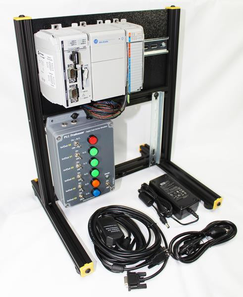 25 - CompactLogix Ethernet Learning/Development Station w/ Digital Field Device Simulator