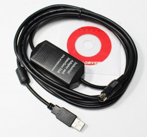 03 - USB to RS-232 DF1 Cable for Programming Micrologix Processors