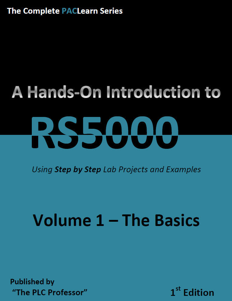 30 - RS5000 Volume 1 - Advanced Lab Project Manual