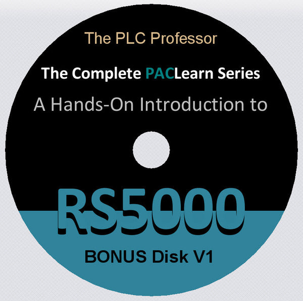 31 - RS5000 Volume 1 Advanced Lab Discussion Videos - USB Drive