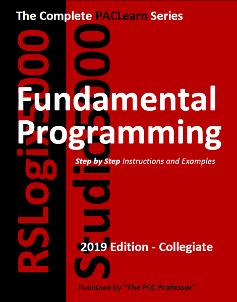 80 - RSLogix/Studio5000 - Fundamental Programming, Collegiate 2019 Edition