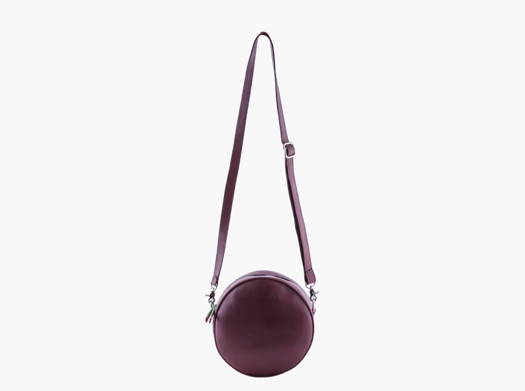 Round Cross Body Front