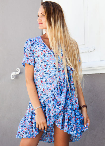 Lovely wrap dresses