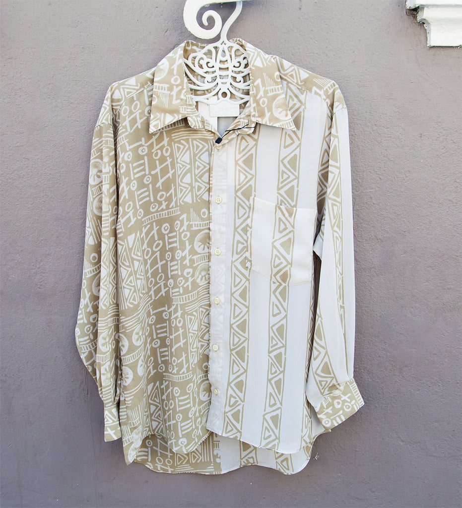 Longer style vintage shirt
