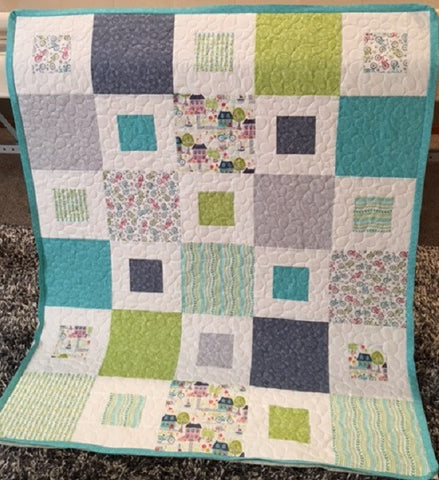 Sunday Ride Quilt Kit