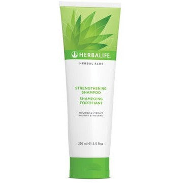 Herbal Aloe Strengthening Shampoo 250ml - Herbalove-Herbalife