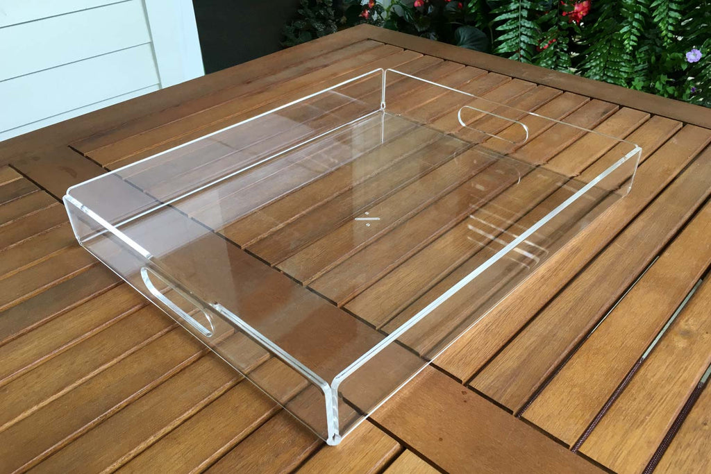 Balsamo Lucite Tray (rectangle)