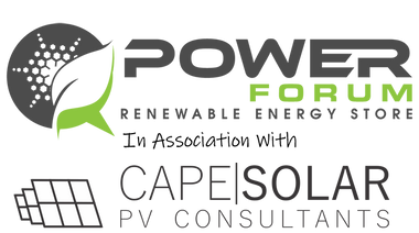 Power Forum Renewable Energy Store | By Powerforum.co.za