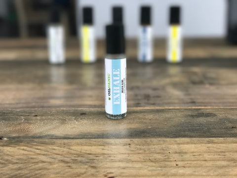 Exhale - Breathe Blend Roller Bottle 10ml