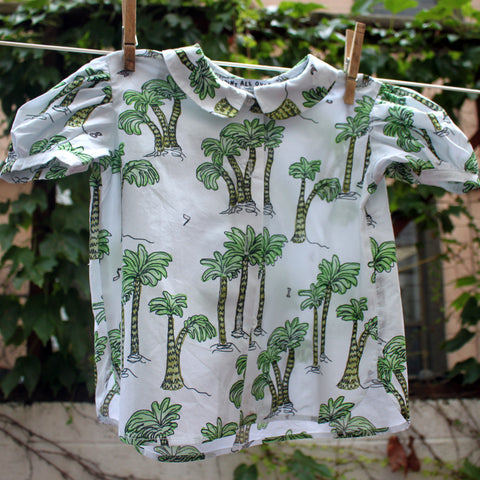 Vacation Blouse