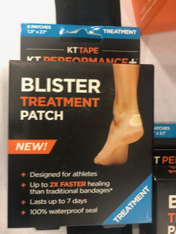 BLISTER TREATMENT PATCH - Box of 6