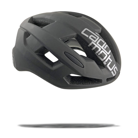 Sigma Aerodynamic Cycling helmet with extreme ventilation | matte black color