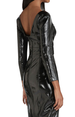 Neo Noir Dress
