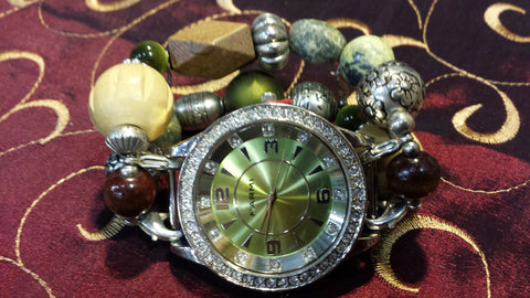 Montre interchangeable TANDEM Camouflage