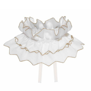 Double Ruffle Collar