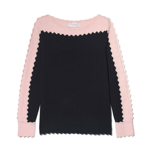 Black/Pink Two-Tone Savannah