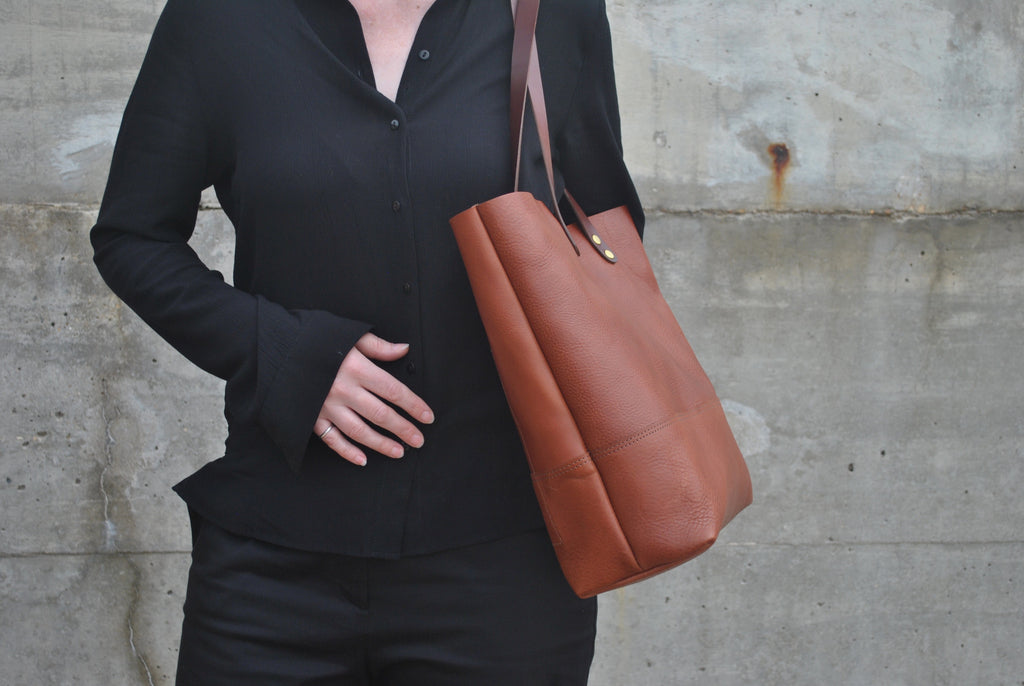 City Tote in Whisky
