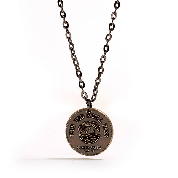 The Passing Coin Necklace