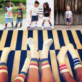 Classic Must Have Socks with stripes