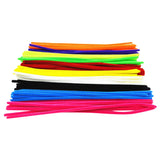 Life In The Medows Colorful Pipe Cleaner Sticks - 100pcs