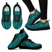 Tribal Feather Sneakers