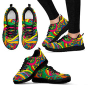 Psychedelic Mood Sneakers