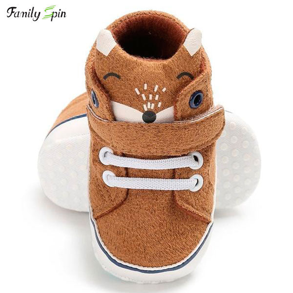 Baby Meow Sneakers