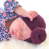 Cotton Turban Baby Girl's Headband
