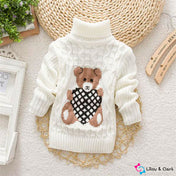 Baby Bear Winter Warm Sweater