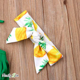 Pineapple Baby Swim Set