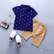 Gentleman's Casual Set
