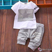 You Are A Star Baby Boy's Sports Outfit