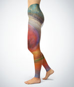 Spiral Vibes Leggings