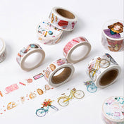 Girl's Diary Decoration Washi Tape