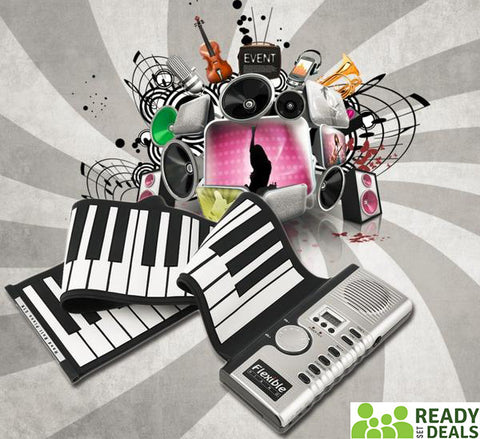 Image of Roll up Piano