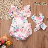 Betty Floral Summer Outfit