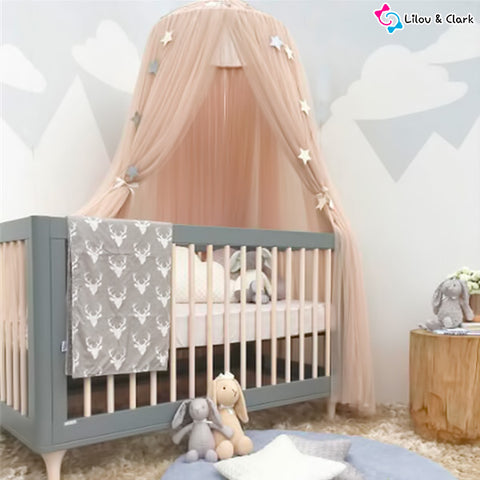 Star & Crown Protect - Stylish Baby Mosquito Net