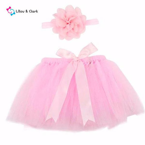 Ballerina Baby Girl's Photography Outfit