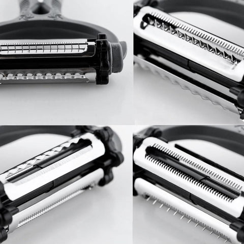 3-in-1 Multifunctional Peeler