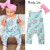 Miss Mouse O'clock Jumpsuit