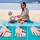 Sandless  Beach Mat - 3 Colors And 2 Sizes