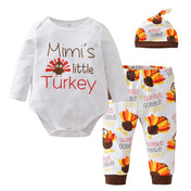Mimi's Little Turkey Outfit