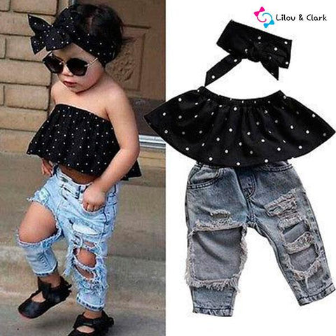 Joanna Wild Baby Girl's Outfit