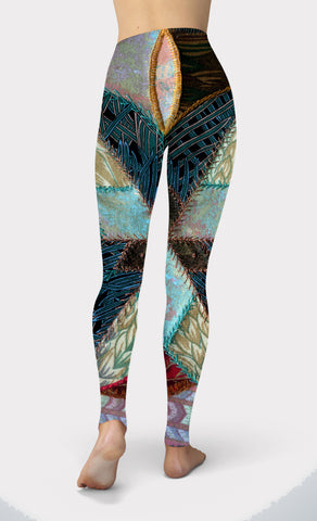 Boho Hippie Leggings