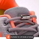 Tie Free Lazy Shoelaces
