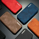 LuxLeather - The Wallet Stand Case For iPhone 11/11 Pro/11 Pro Max