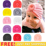 Cotton Turban Baby Girl's Headband Giveaway
