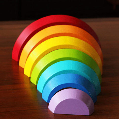 Image of Rainbow Blocks