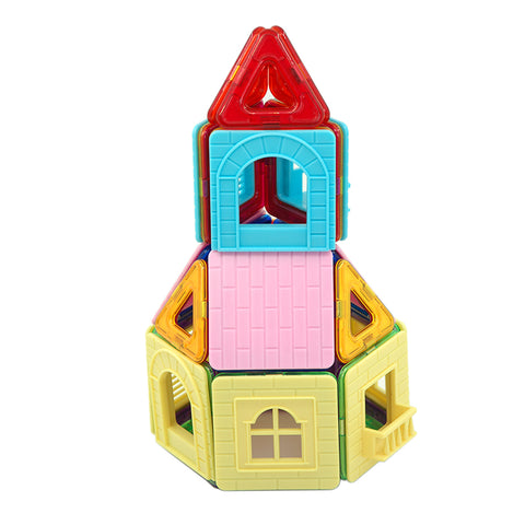 31 Pc Magnetic Building Blocks